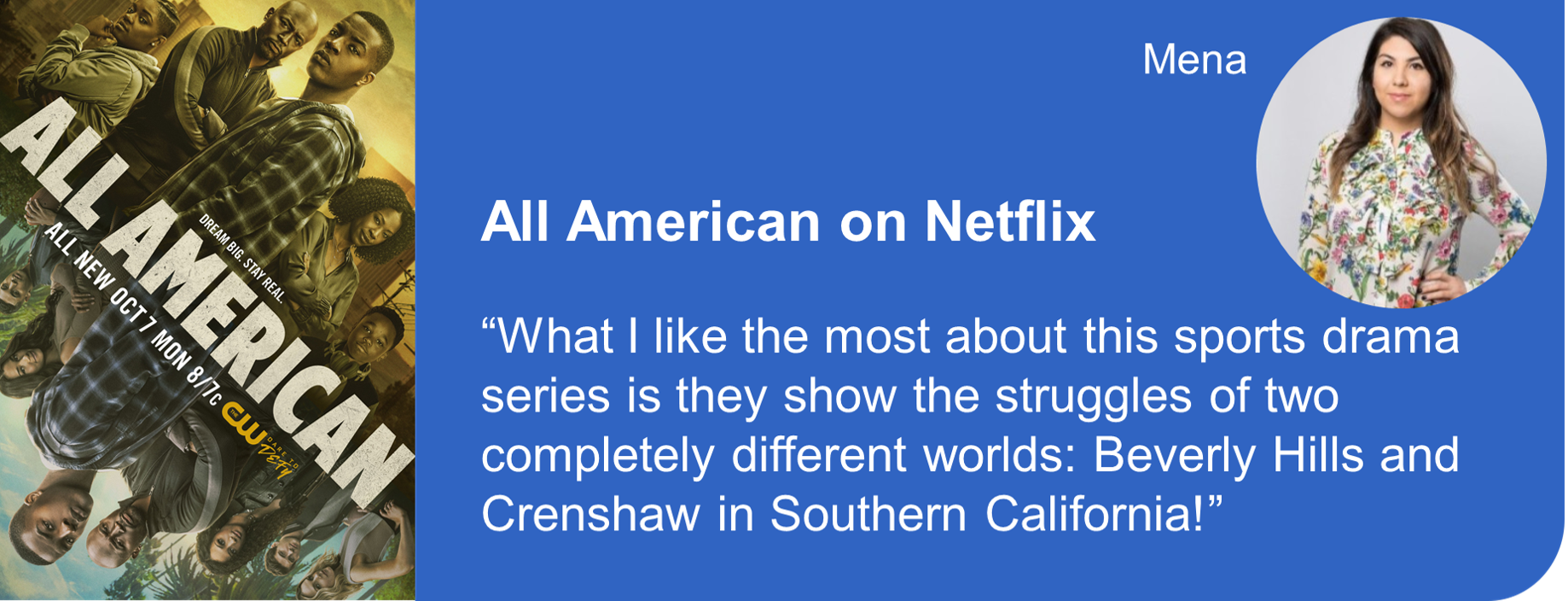 Creative Marketing Concepts Quarantine And Chill Binge-Worthy All American Netflix